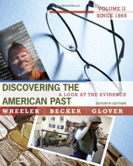 Discovering The American Past Volume 2