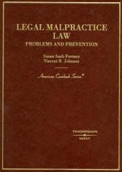 Legal Malpractice Law