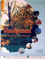 Management of Park and Recreation Agencies