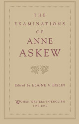 Examinations of Anne Askew