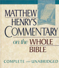 Matthew Henry's Commentary on the Whole Bible