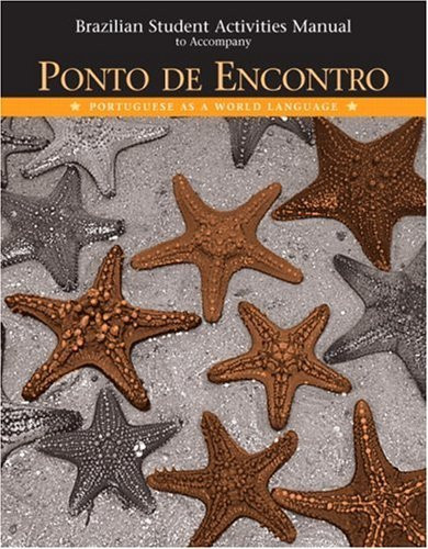 Brazilian Activities Manual For Ponto De Encontro