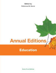 Annual Editions Education
