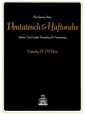 Pentateuch And Haftorahs