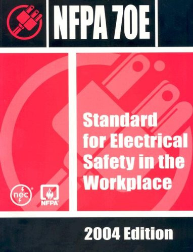 Nfpa 70E  Handbook for Electrical Safety in the Workplace
