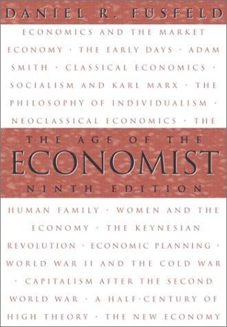 Age Of The Economist