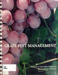 Grape Pest Management