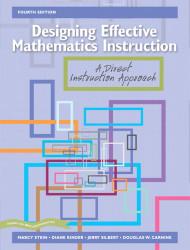 Direct Instruction Mathematics