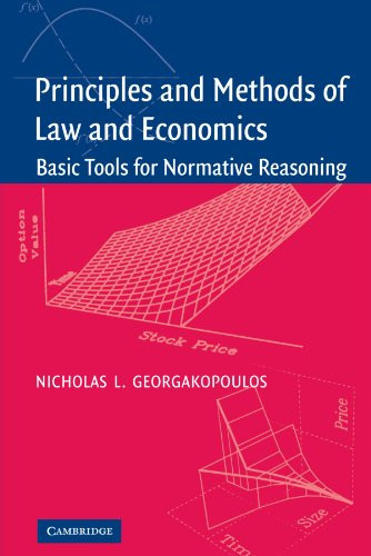 Principles and Methods of Law and Economics