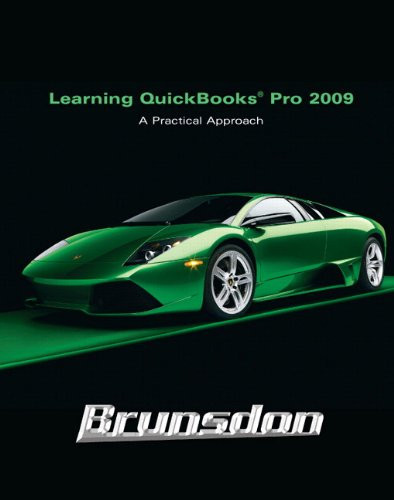 Learning Quickbooks Pro
