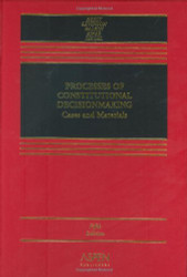 Processes Of Constitutional Decision Making