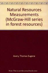 Natural Resources Measurements