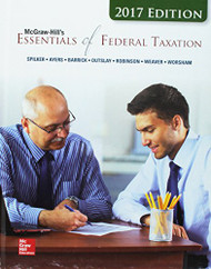 Mcgraw-Hill's Essentials of Federal Taxation
