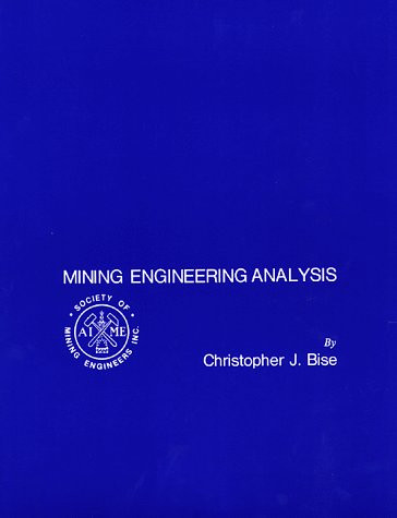 Mining Engineering Analysis