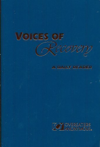 Voices Of Recovery A Daily Reader