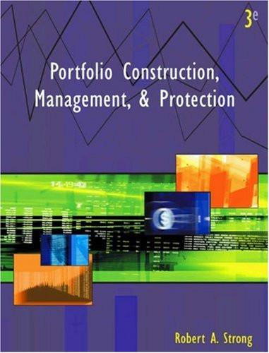 Portfolio Construction Management and Protection