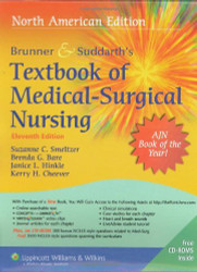 Brunner And Suddarth's Textbook Of Medical Surgical Nursing