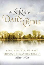 Nrsv Daily Bible