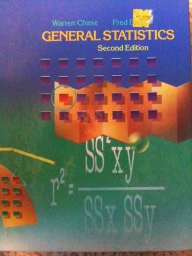 General Statistics