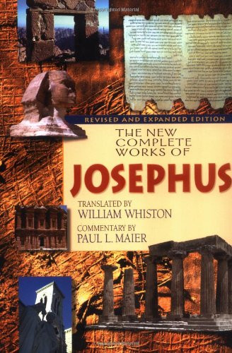 New Complete Works Of Josephus