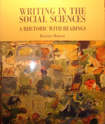 Writing In the Social Sciences