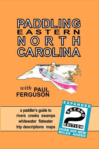 Paddling Eastern North Carolina