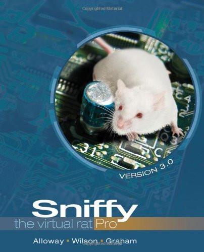 Sniffy The Virtual Rat Pro Version 30