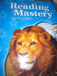 Reading Mastery - Reading Textbook A - Grade 3