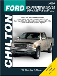 Chilton Ford F-150 Heritage Expedition Lincoln Navigator Repair Manual