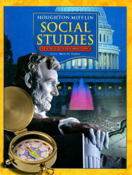 Houghton Mifflin Social Studies Level 5 - Teacher's Edition