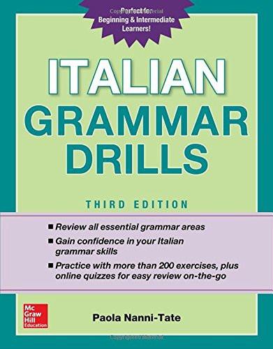 Italian Grammar Drills