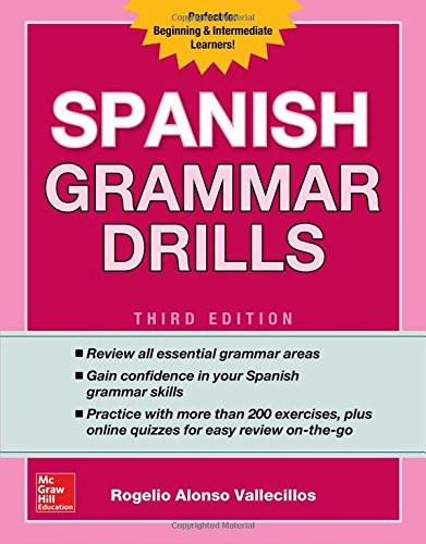 Spanish Grammar Drills