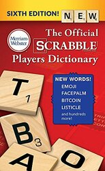 Official Scrabble Players Dictionary
