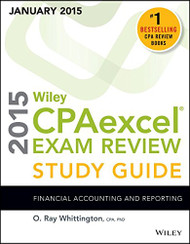 Wiley CPAexcel Exam Review for  Financial Accounting and Reporting
