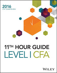 Wiley 11th Hour Guide for Level I CFA Exam