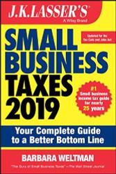 JK Lasser's Small Business Taxes
