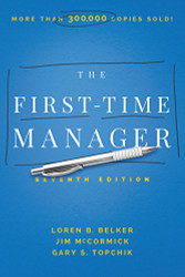 First-Time Manager
