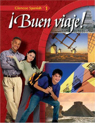 Glencoe Spanish And #161;Buen Viaje! Level 1 (Spanish Edition)