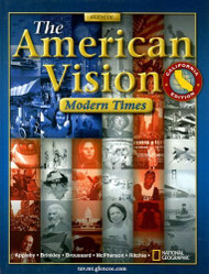 American Vision Modern Times Ca
