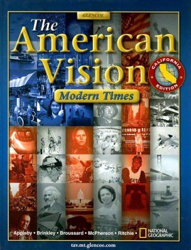 American Vision Modern Times Ca