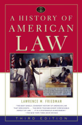History of American Law