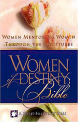 Women Of Destiny Bible