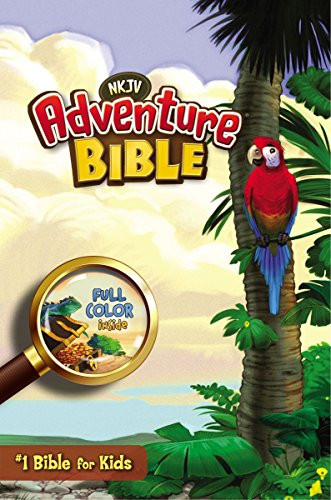 Adventure Bible Nkjv