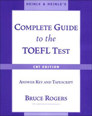 Complete Guide to the TOEFL Test iBT
