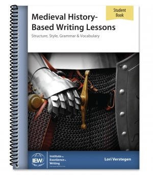 Medieval History-Based Writing Lessons Student Book only