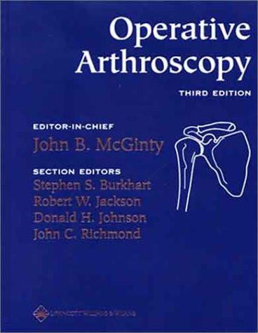 Operative Arthroscopy