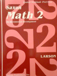 Math 2: An Incremental Development Student Workbook Part 1