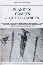 Planet-X Comets and Earth Changes