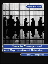 Cases In Management and Organizational Behavior Volume 2