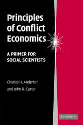 Principles of Conflict Economics